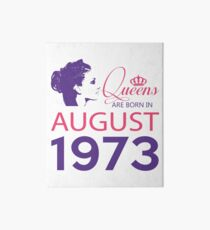 It's My Birthday 45. Made In August 1973. 1973 Gift Ideas. Art Board