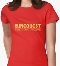 RuneQuest: Roleplaying in Glorantha Logo Fitted T-Shirt