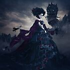 Gothic Bride Rose Red by Shanina Conway