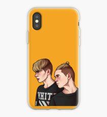 Marcus and martinus pose iPhone Case