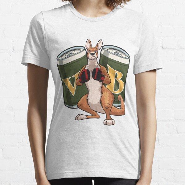 Australischer Verpackenkänguruh der Karikatur Essential T-Shirt