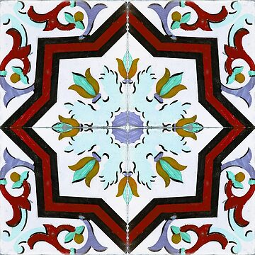 Portugal tile pattern by creaschon