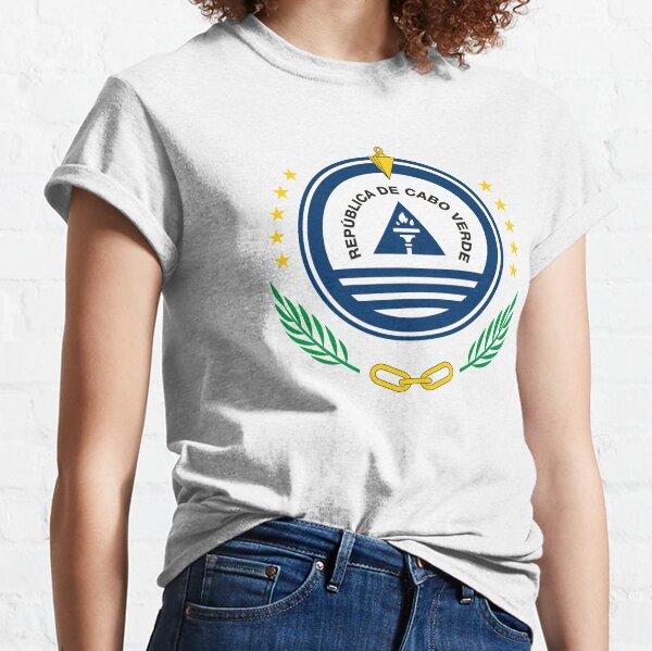 Escudo de Cabo Verde T-shirt classique