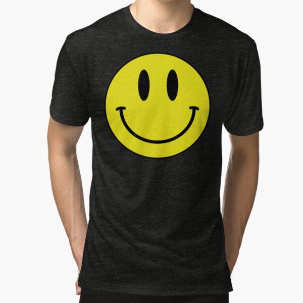 ACID HOUSE LOVERS!! Tri-blend T-Shirt