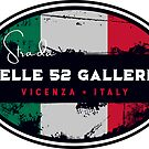 Strada Delle 52 Gallerie 02 Italian Alps T-Shirt & Sticker by ROADTROOPER