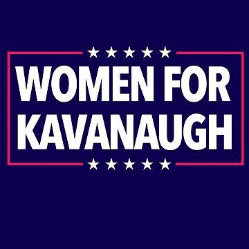 Women fo Kavanaugh by Bullish-Bear