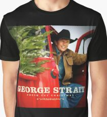george christmas strait natalan Graphic T-Shirt