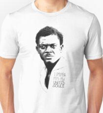 LUMUMBA T-shirt unisexe