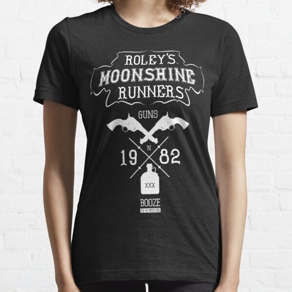 Roley's Moonshine Runners Essential T-Shirt