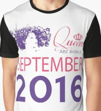 It's My Birthday 2. Made In September 2016. 2016 Gift Ideas. Graphic T-Shirt