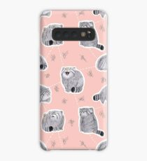 Pudgy Pallas' Cats Case/Skin for Samsung Galaxy