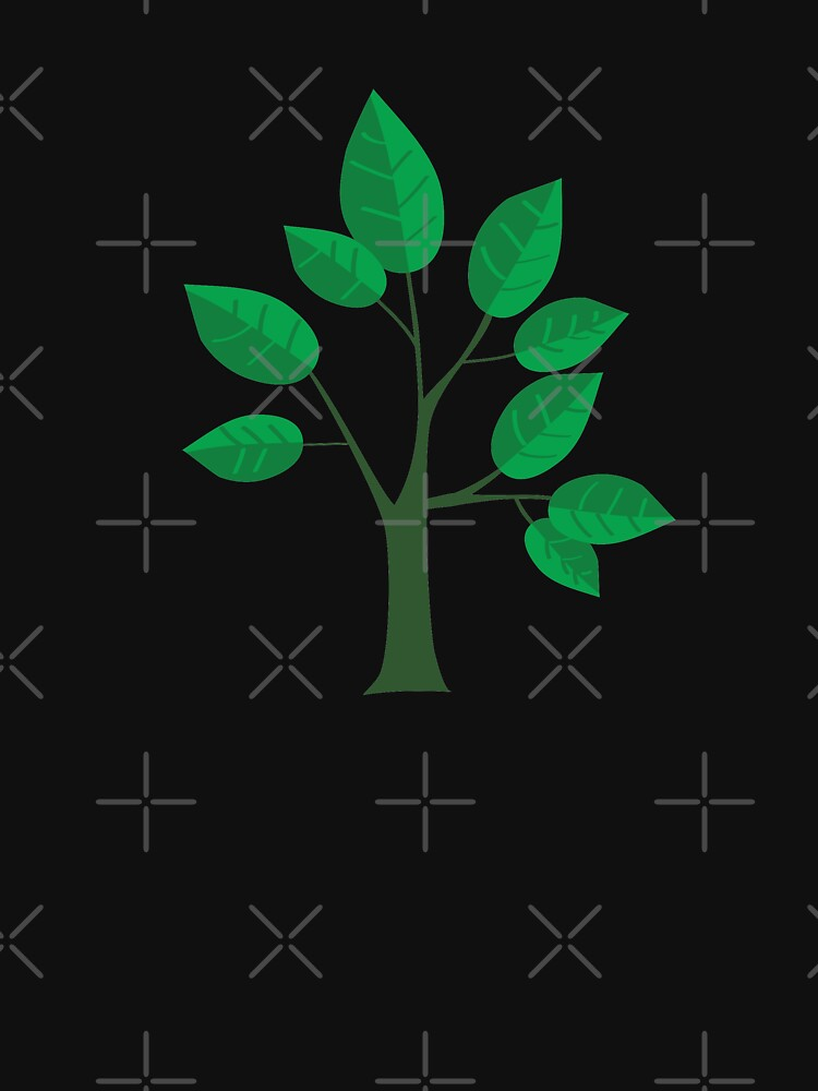sapling young tree by duxpavlic