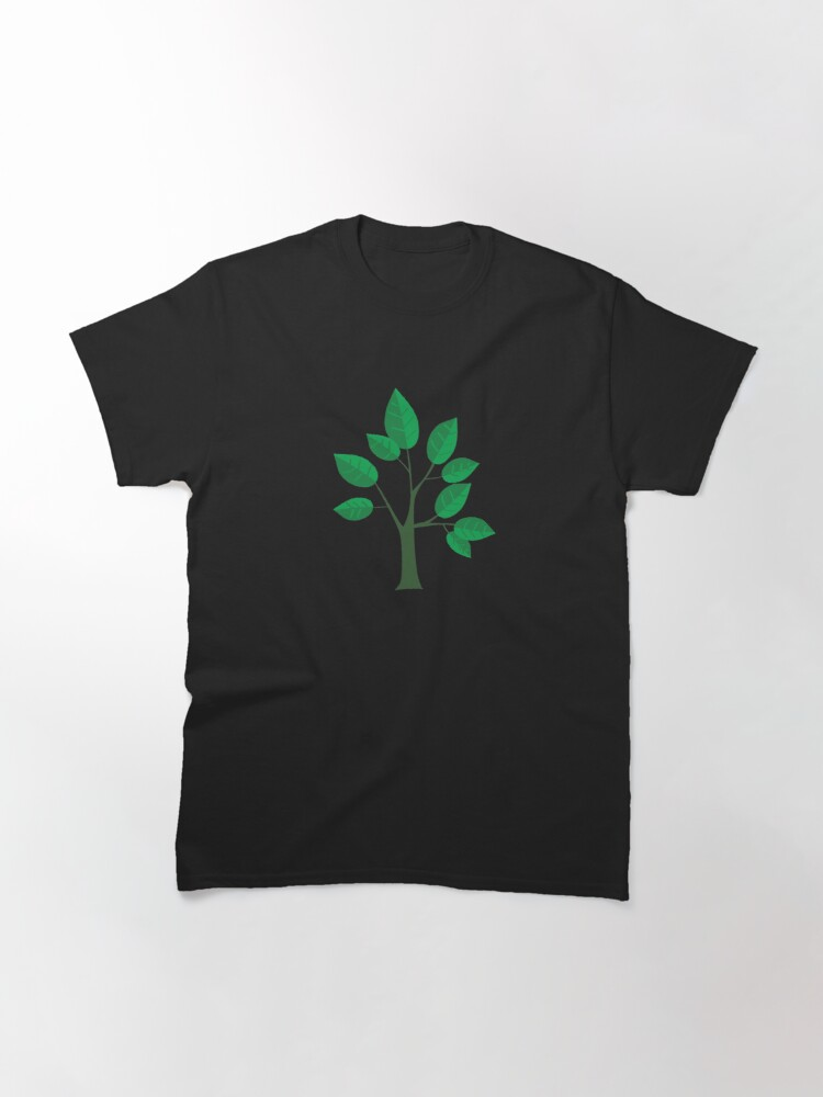 Alternate view of sapling young tree Classic T-Shirt