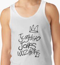 Jughead Jones Wuz Hier Tank Top