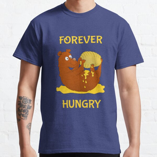Hungry Bear T Shirts Redbubble
