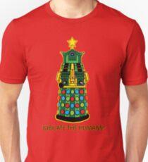 Jubilate the Humans! Unisex T-Shirt