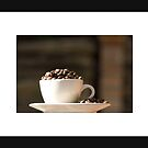Coffee cup by MelaB