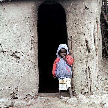 Masai Child by Mytmoss