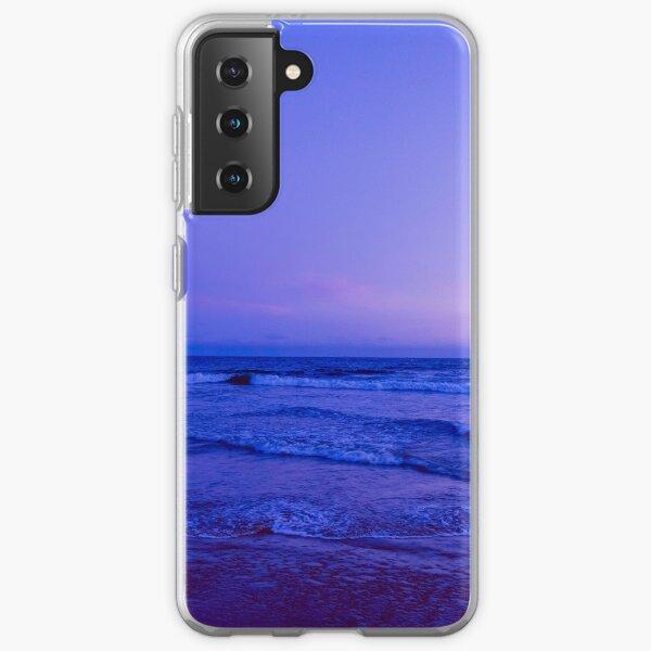 Periwinkle Shores Samsung Galaxy Soft Case