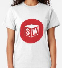 3D Cad/Cam/Cae Solid Works Designer v2 Classic T-Shirt
