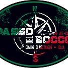 Passo del Bocco Italy T-Shirt & Sticker  by ROADTROOPER
