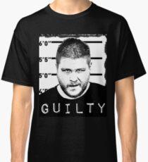 not guilty kevin steen shirt Classic T-Shirt