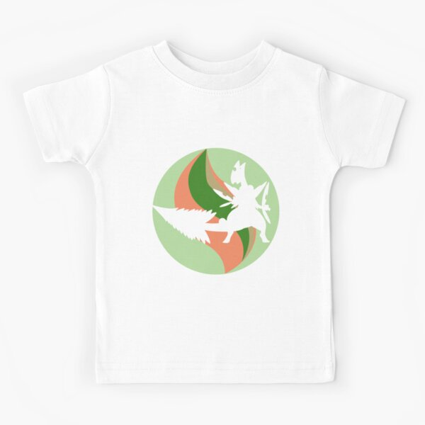 Mega Charm Mega Sceptile Kids T-Shirt