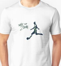 DARE TO ZLATAN 3 Unisex T-Shirt