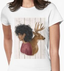 PRONGS Women's Fitted T-Shirt