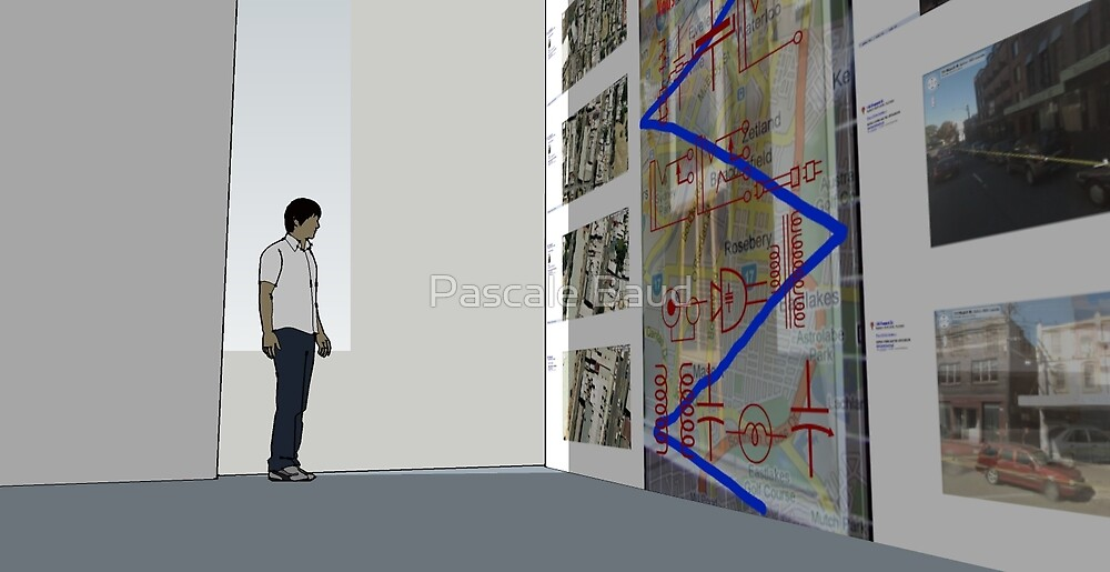140 Regent St - (with the eyes of Google - SketchUp) by Pascale Baud