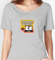 Smashing Security Women's Relaxed Fit T-Shirt