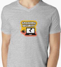 Smashing Security Men's V-Neck T-Shirt