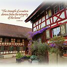 Stammheim House by Charmiene Maxwell-Batten