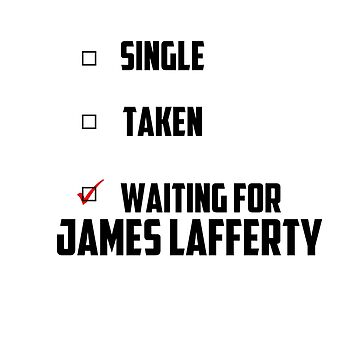 Waiting For James Lafferty by NessaElanesse