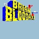 Gaming [ZX Spectrum] - Brian Bloodaxe by ccorkin