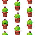 Cute Little Cactus by brilliantblue