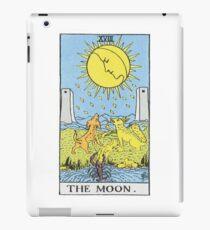 Vinilo o funda para iPad El tarot de la luna