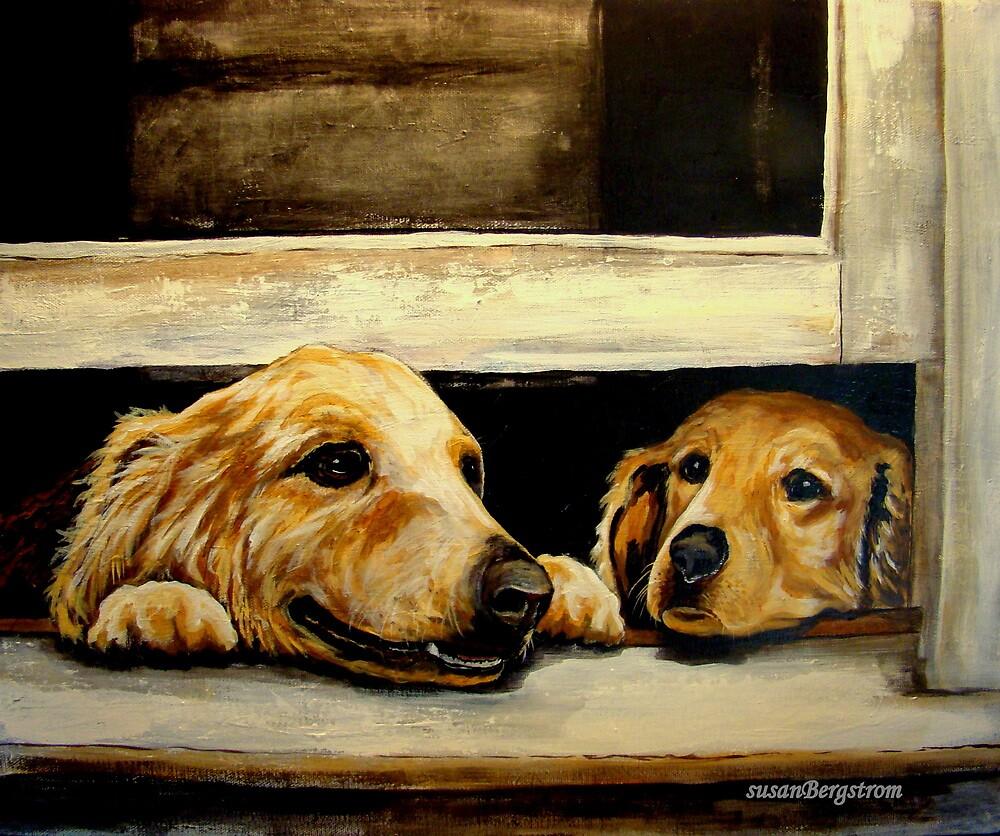 The Girls by Susan McKenzie Bergstrom
