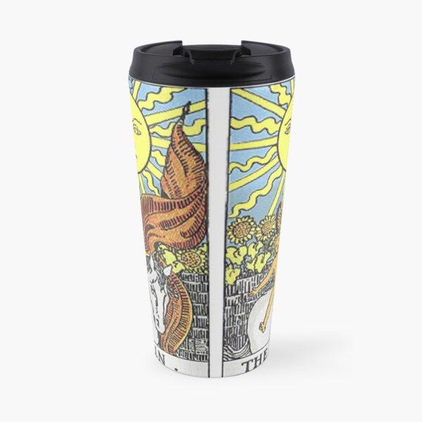 The Sun Tarot Travel Mug