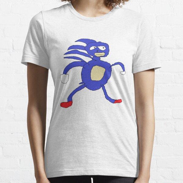 Sanic Essential T-Shirt