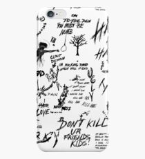 XXXTENTACION TAGS iPhone 6 Case