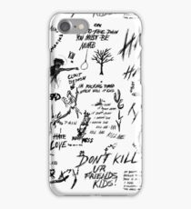XXXTENTACION TAGS iPhone 7 Case