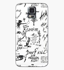 XXXTENTACION TAGS Case/Skin for Samsung Galaxy