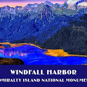 Windfall Harbor by chkmtn