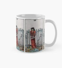 Eight of Swords Tarot Mug