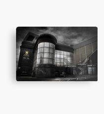 Ibrox Stadium Metal Print