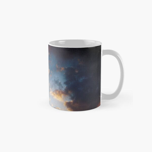 Cotton Candy Clouds by Jerald Simon (Music Motivation - musicmotivation.com) Classic Mug