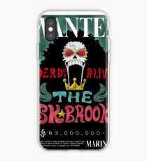 Brook - Wanted - One Piece iPhone Case