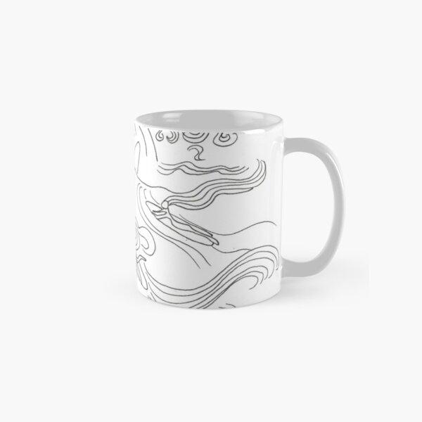 Ladies surfer Classic Mug
