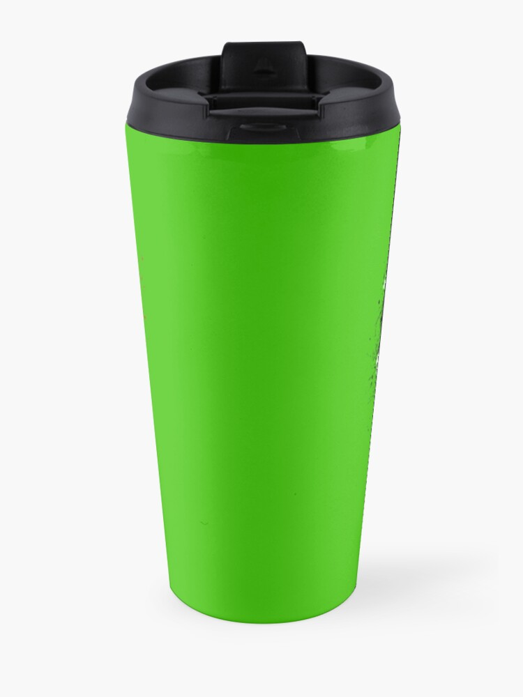 Alternate view of Black Country Heart Travel Mug